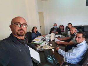 بلدية الكرك تنهي المرحلة النهائية من مشروع التقسيم والذي يعد الأول على مستوى المحافظة
