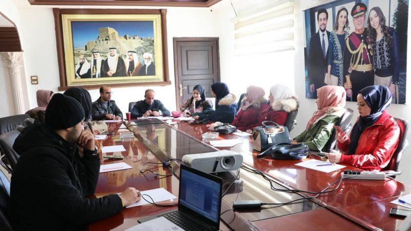عقد جلسة للشباب  لتحديد أهم القضايا التي تهمهم
